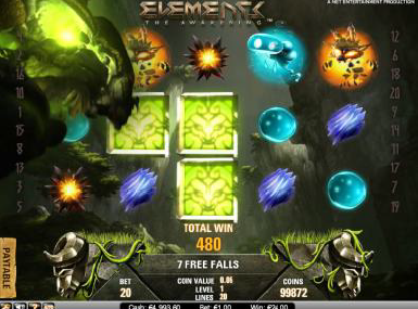 Elements the slot = wilds 2