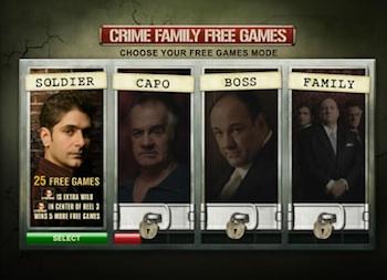 Crime Family free games sopranos