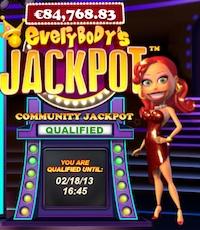 Everybody's Jackpot main
