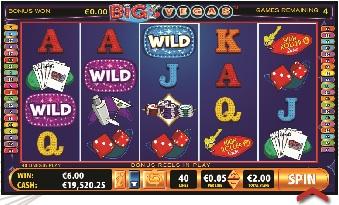 Big Vegas reels 2