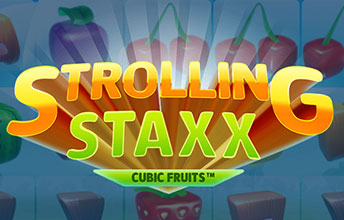 Strolling Staxx: Cubic Fruit