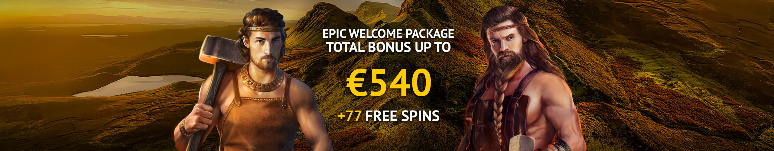 7 Gods Casino Welcome Bonus