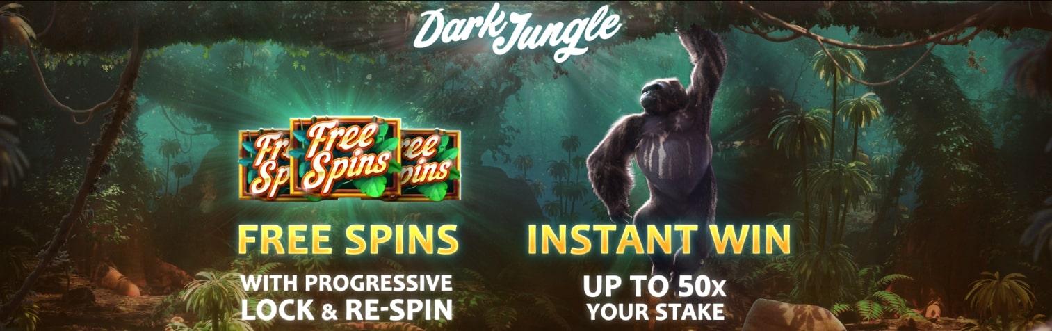 Dark Jungle Loading Screen