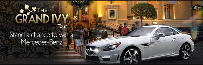 Win a Mercedes-Benz Promotion