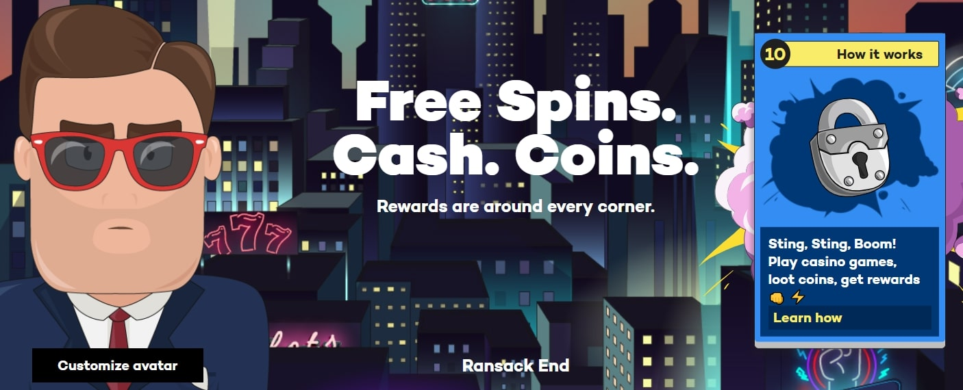Rewards at Highroller