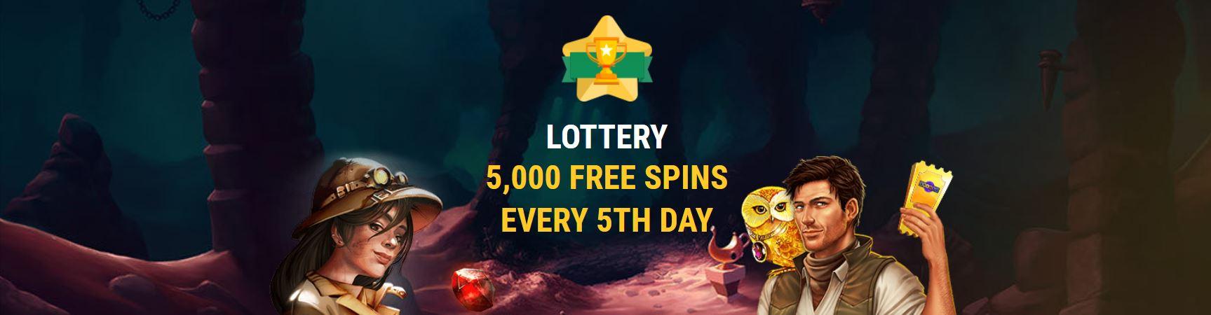 Deposit Lottery