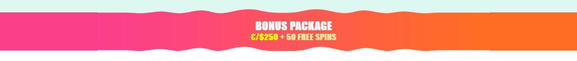 Spinia Bonus Package