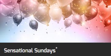 Hello! Casino Sensational Sundays