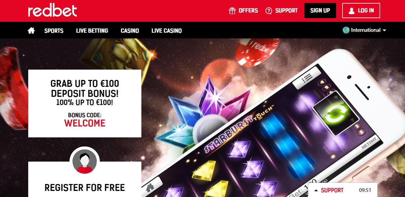 Redbet Casino Review
