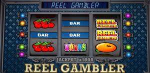 Reel Gambler 3 Reel Pub Style