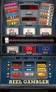 Reel Gambler Cabinet Mode