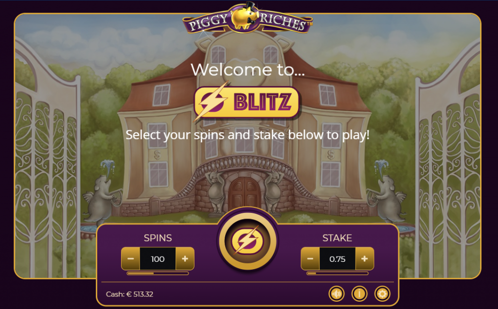 Piggy Riches Blitz