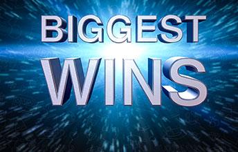 biggest wins