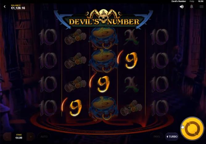 Devils Number - Bonus Round