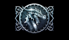 Age of Ice Dragons - Scatter Symbol