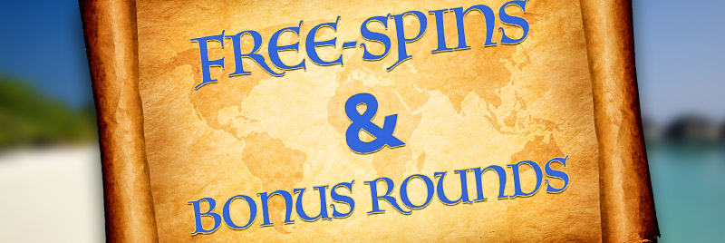 SlotMad Free spins bonus rounds