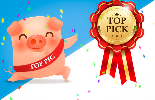SlotMad's Pick and Pig of the Month