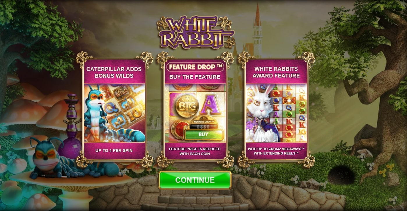 White Rabbit game