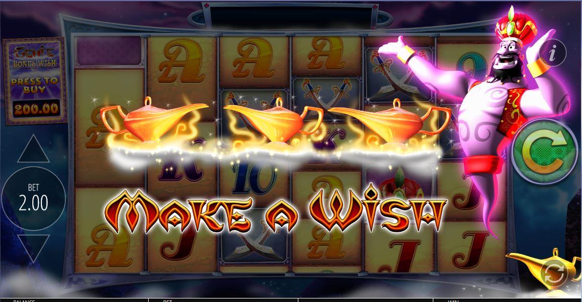 Genie Wishes megaways