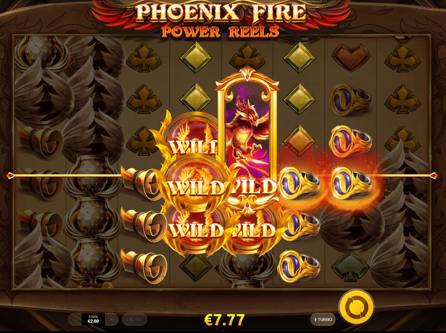 Phoenix Firebird power reels reels