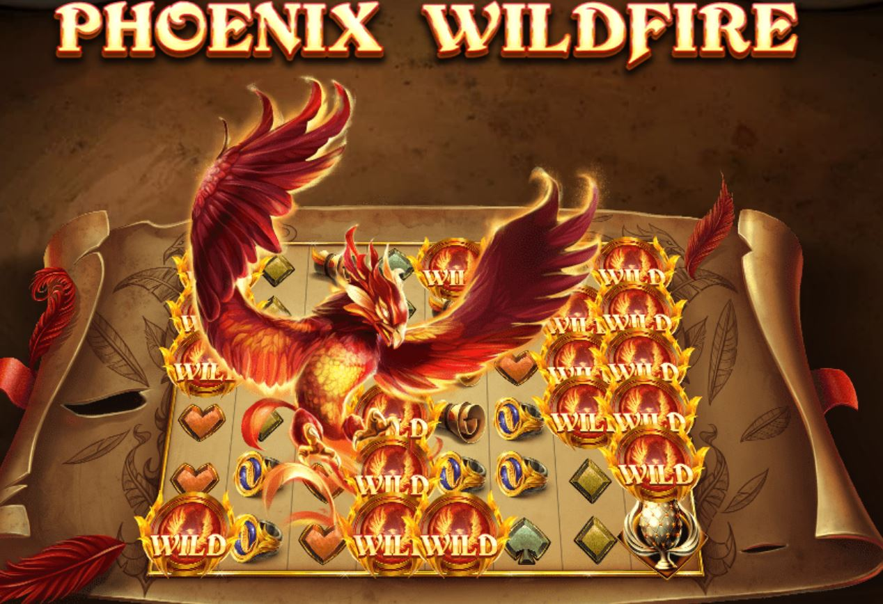 Phoenix Wildfire by Red Tiger