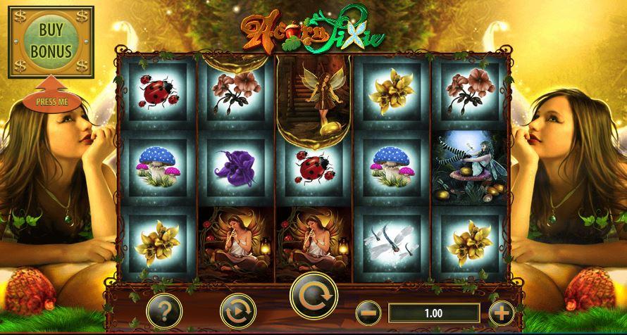 Acorn Pixie Base Game