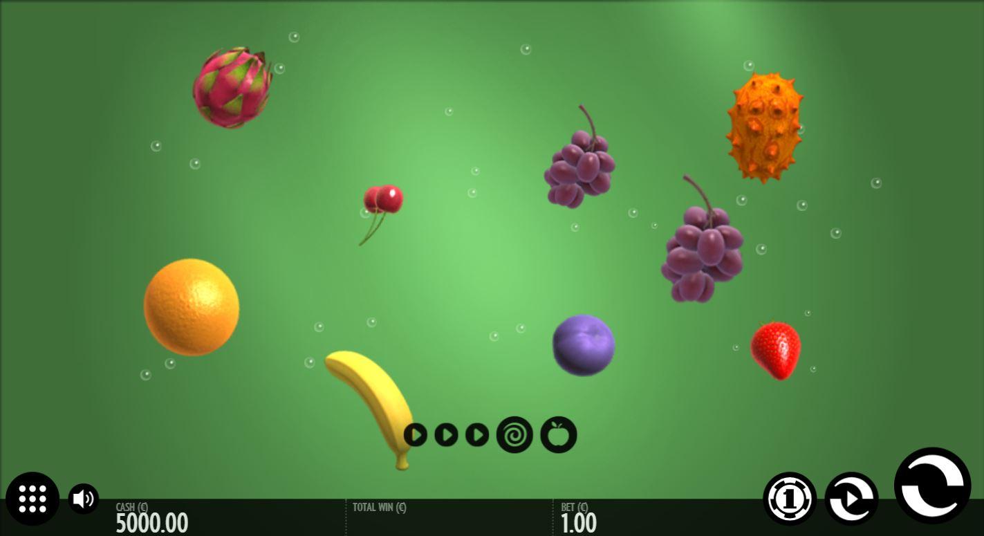 Normal Spin in Fruit Warp
