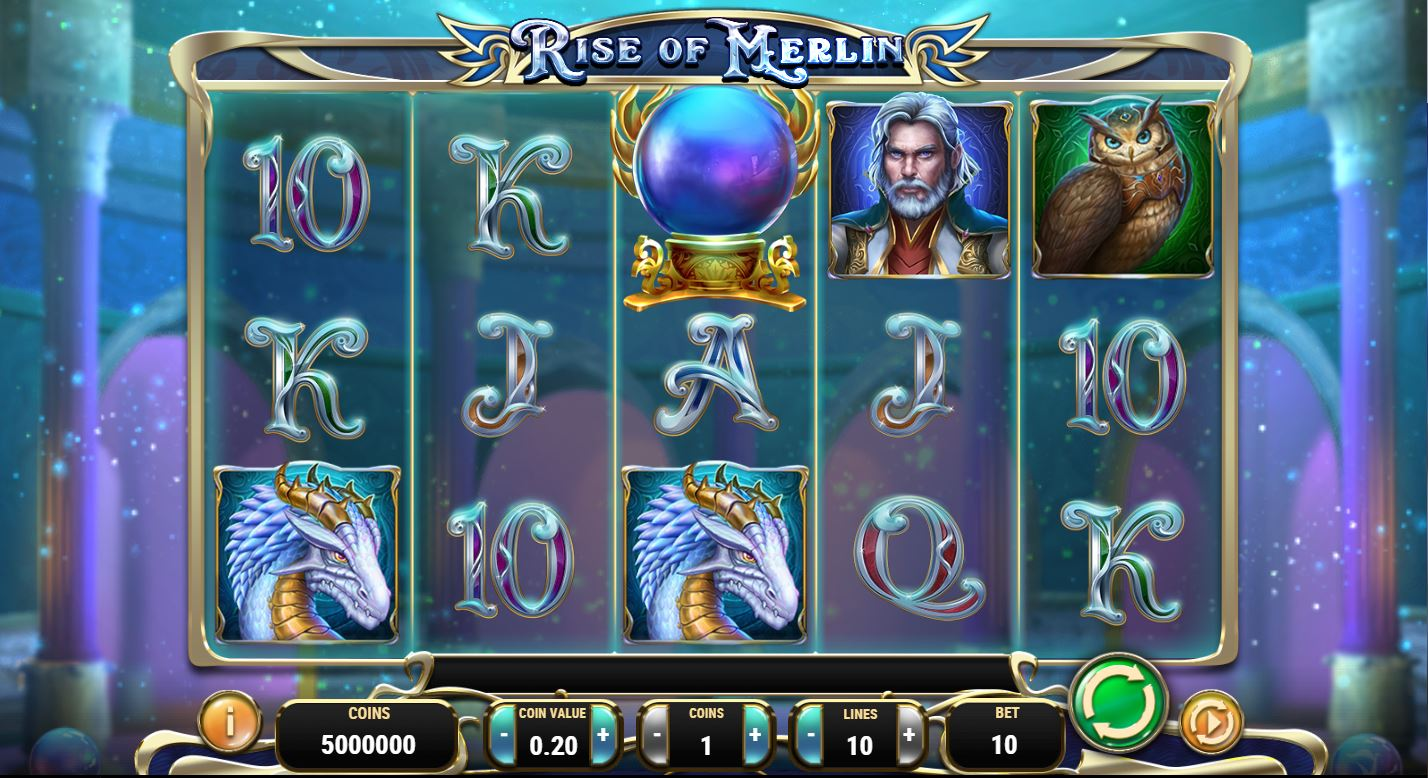 Base Game in Rise of Merlin