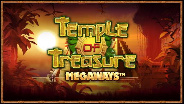 Loading Screen in Temple of Treasure