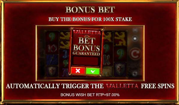 Buy the Bonus
