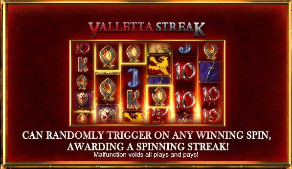 Valletta Streak