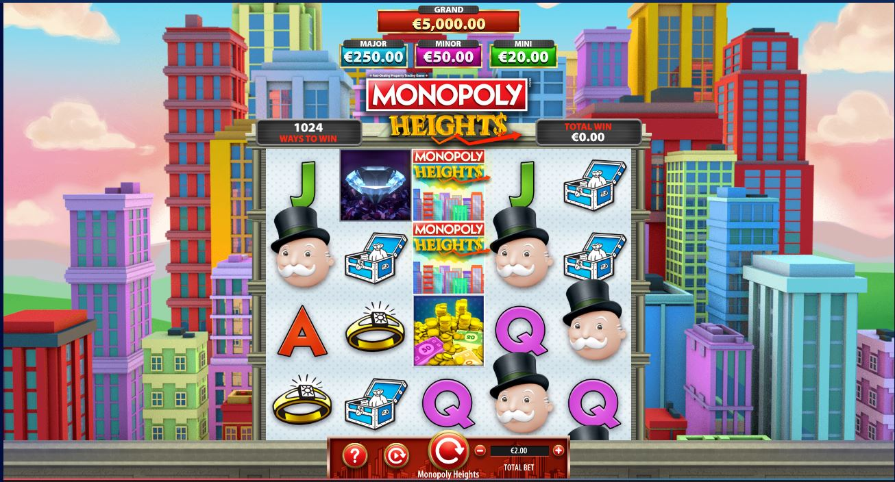Monopoly Heights Bally SG