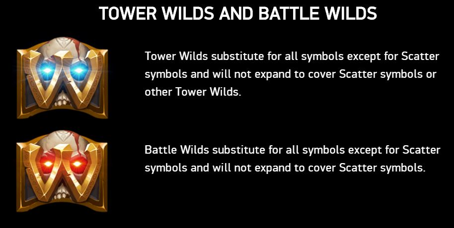 Tower and Battle Wilds