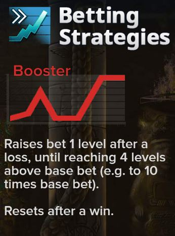 Betting Strategy Booster