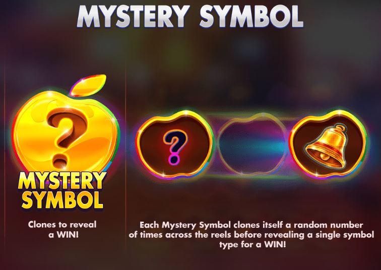 Mystery Symbol in Mystery Reels Megaways
