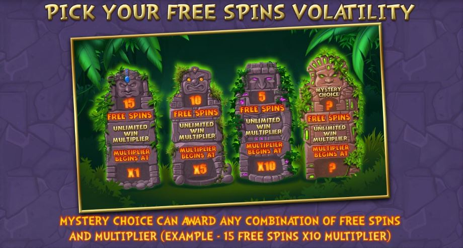 Free Spins Picker