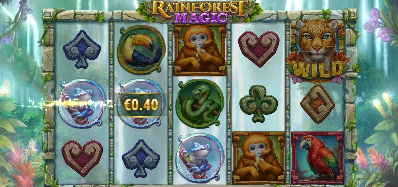 rainforest magic base game